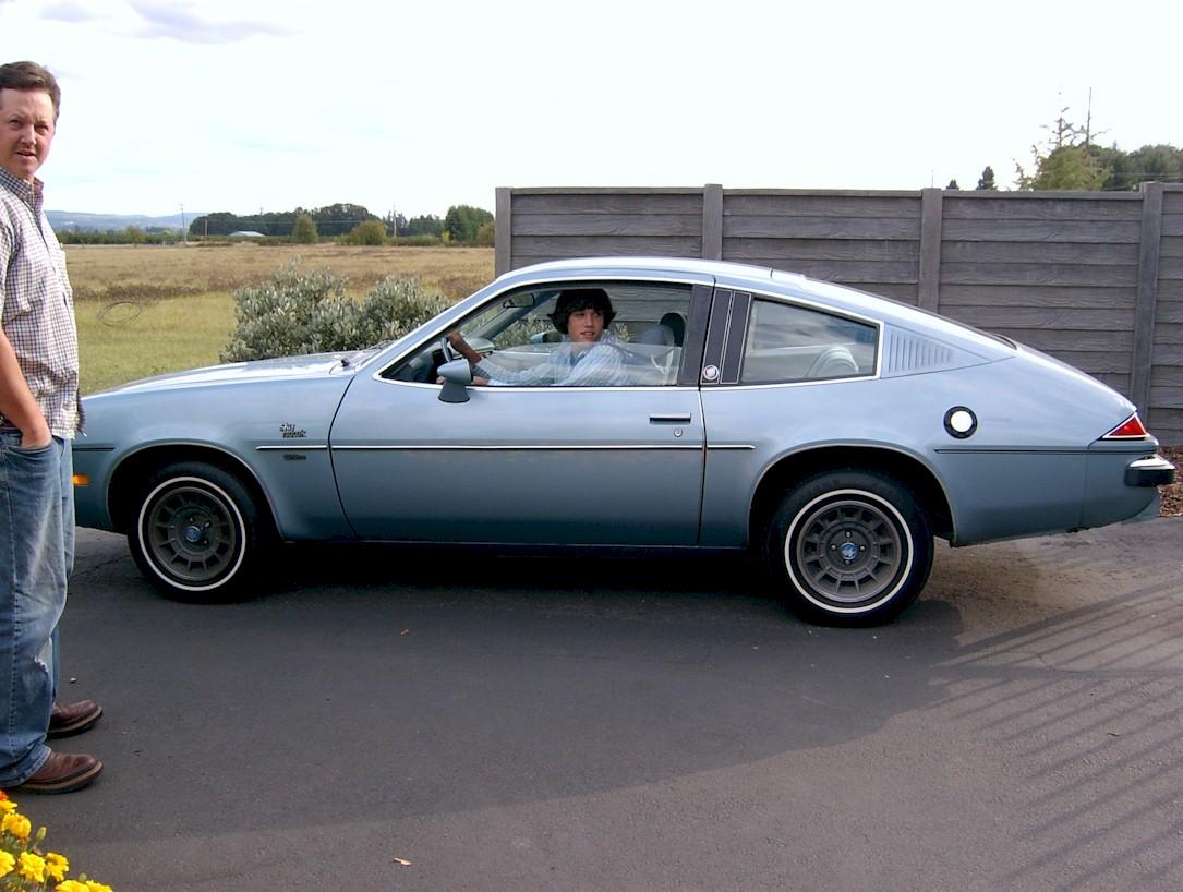 John Miles Buick >> Skyhawk Car